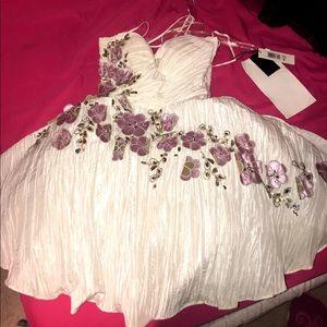 Brand New Size 4 Terani Couture Dress